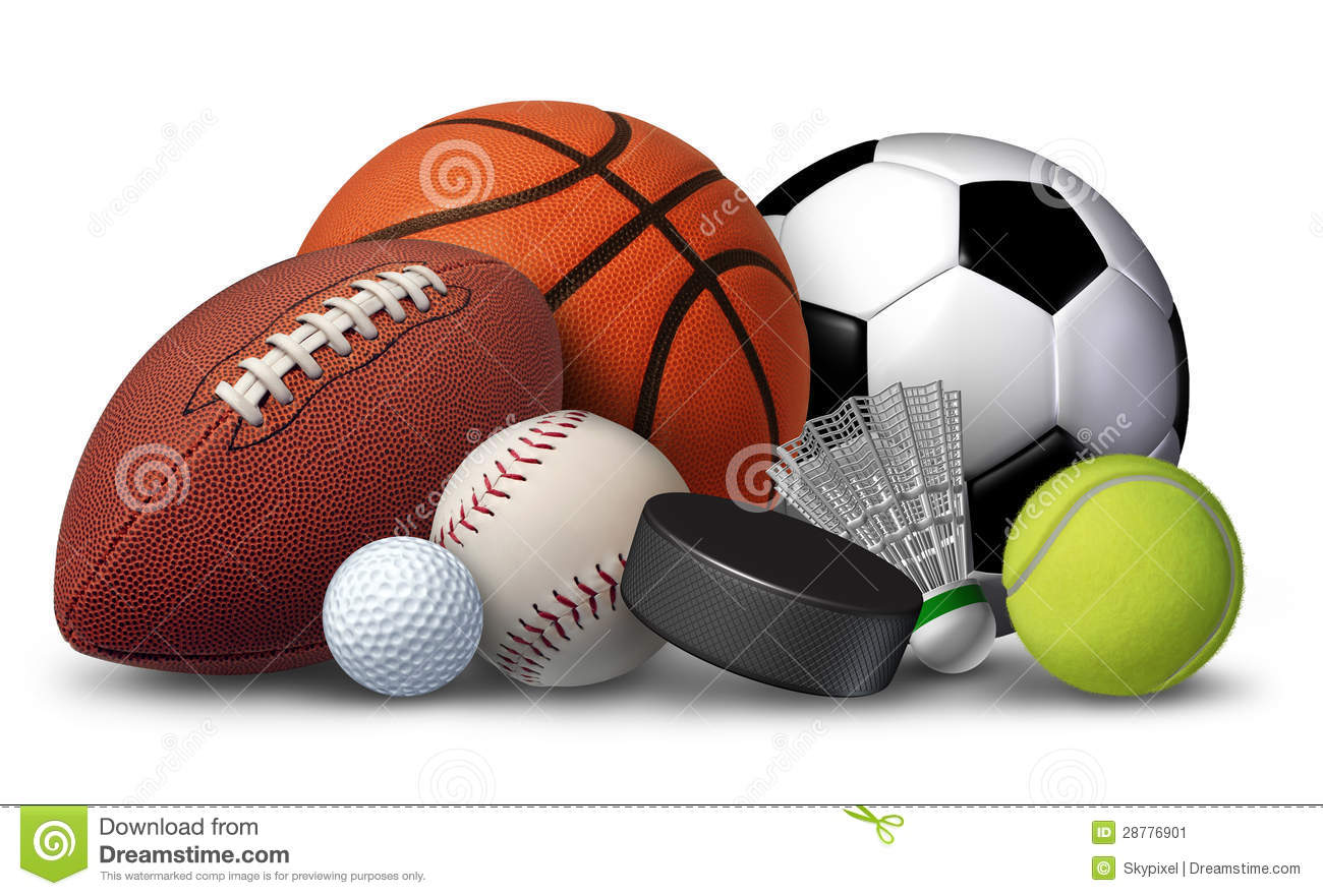 Sports Equipment Clipart-Clipartlook.com-1300