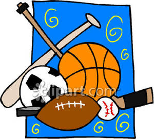 Sports Equipment Clipart-Clipartlook.com-300