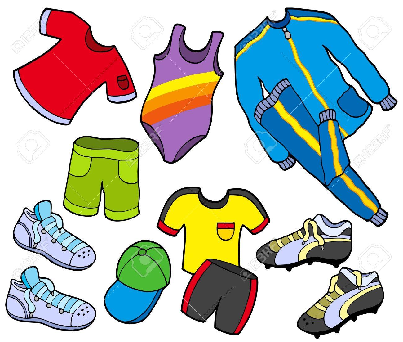 Sports Clothes Clipart #1-Sports Clothes Clipart #1-8