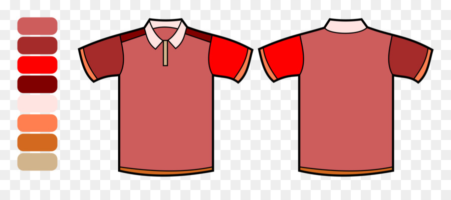 T-shirt Polo Shirt Clothing Collar Clip -T-shirt Polo shirt Clothing Collar Clip art - polo shirt-16