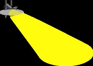 spotlight clipart - Spotlight Clipart