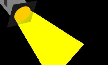 spotlight clipart