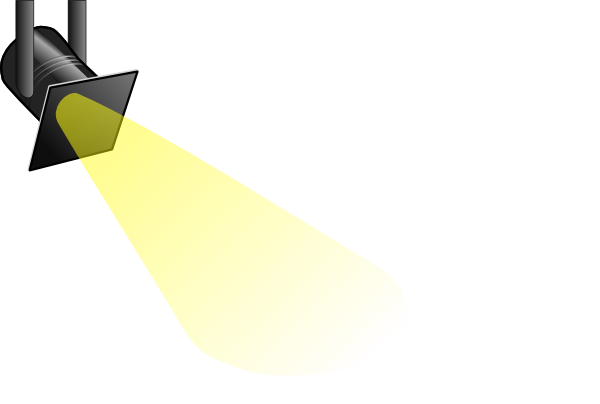 Spotlight Clipart-spotlight clipart-5