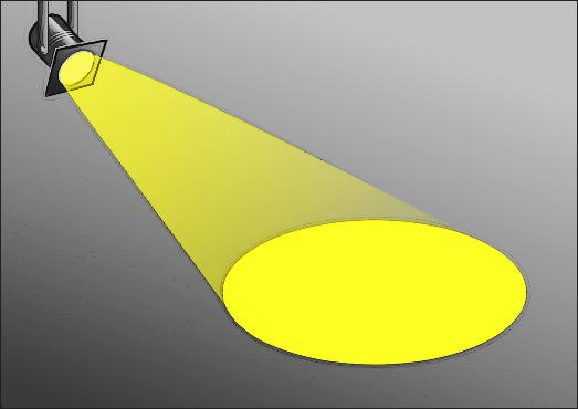 Spotlight clip art free free  - Spotlight Clipart Free