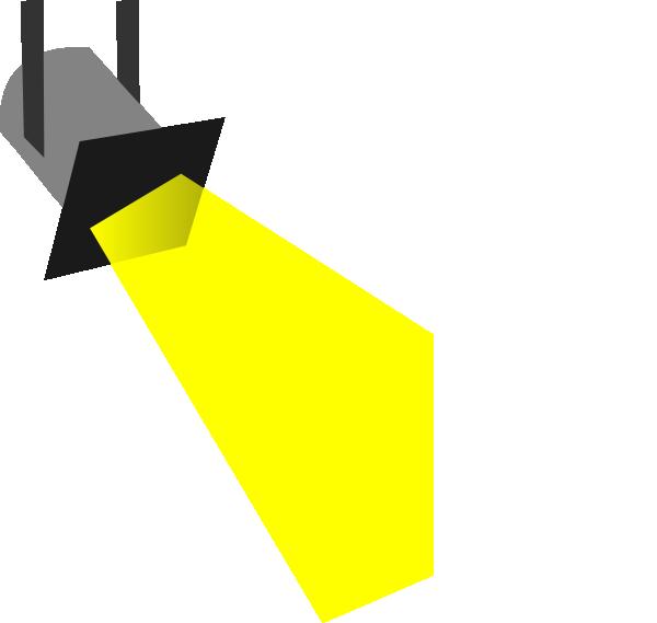 Spotlight clip art free free