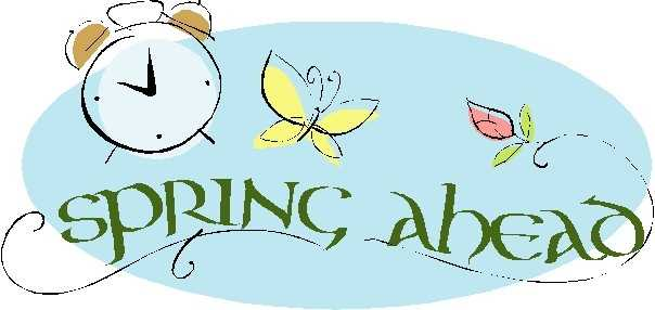 Spring Ahead | Commotion from .-Spring Ahead | Commotion from .-8