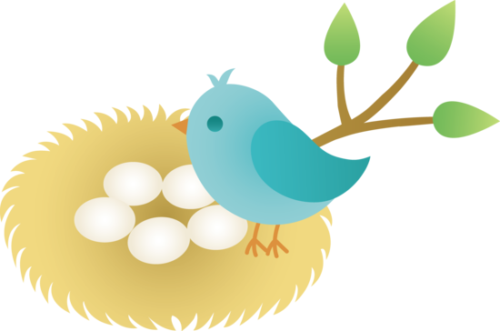 Spring Birds Clipart   Clipart library - Free Clipart Images