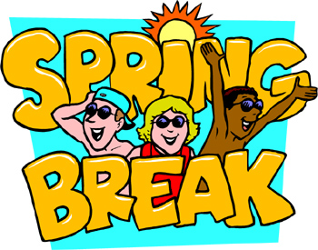 spring break vacation tips vero beach shuttle bus word art