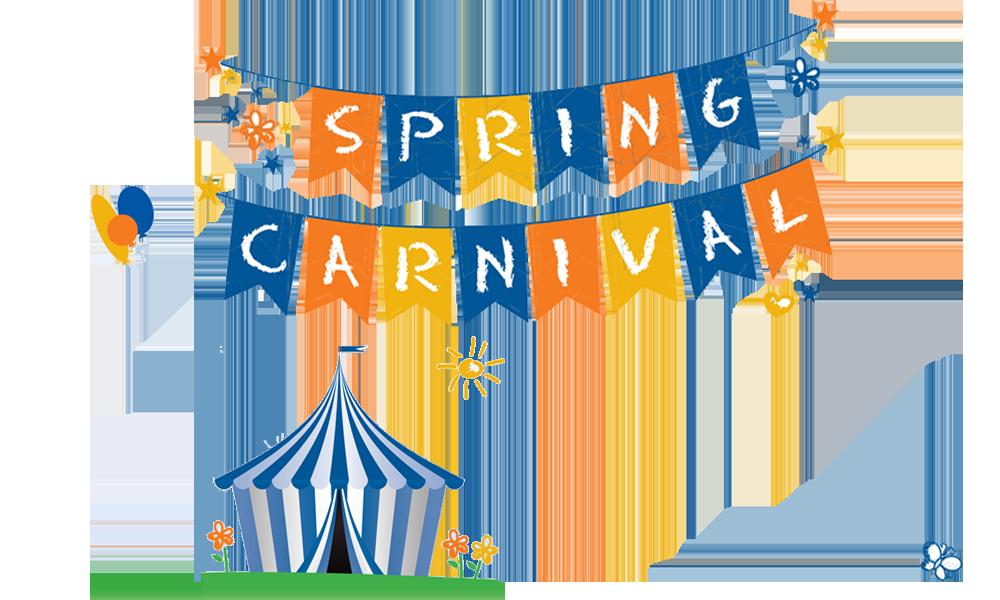 Spring carnival clipart