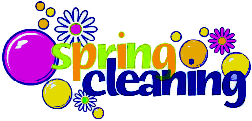 Spring Cleaning Clip Art - clipartall ...