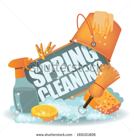 Spring Cleaning Icon. Jpg.