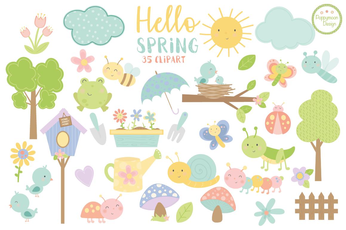 Spring Clipart-Clipartlook.com-1159