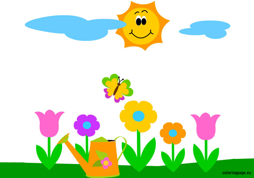 Spring clipart clipart .