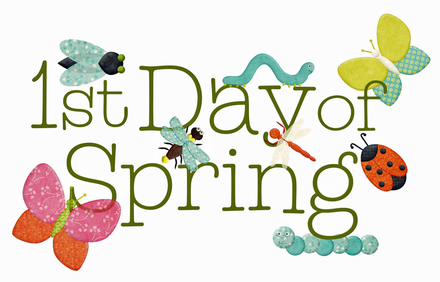 ... Spring Clipart; First Day Of Winter -... Spring Clipart; First Day Of Winter Solstice Clipart-18