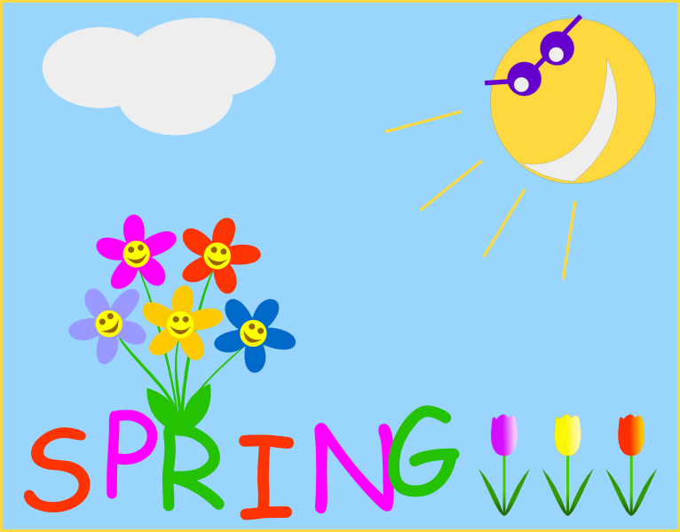 spring clipart-spring clipart-2