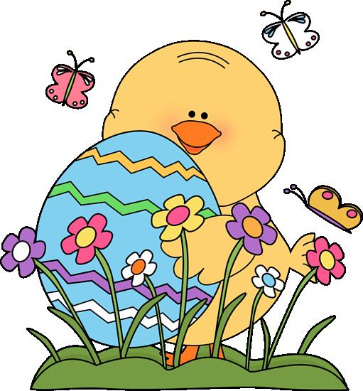 Spring Easter Chick-Spring Easter Chick-9