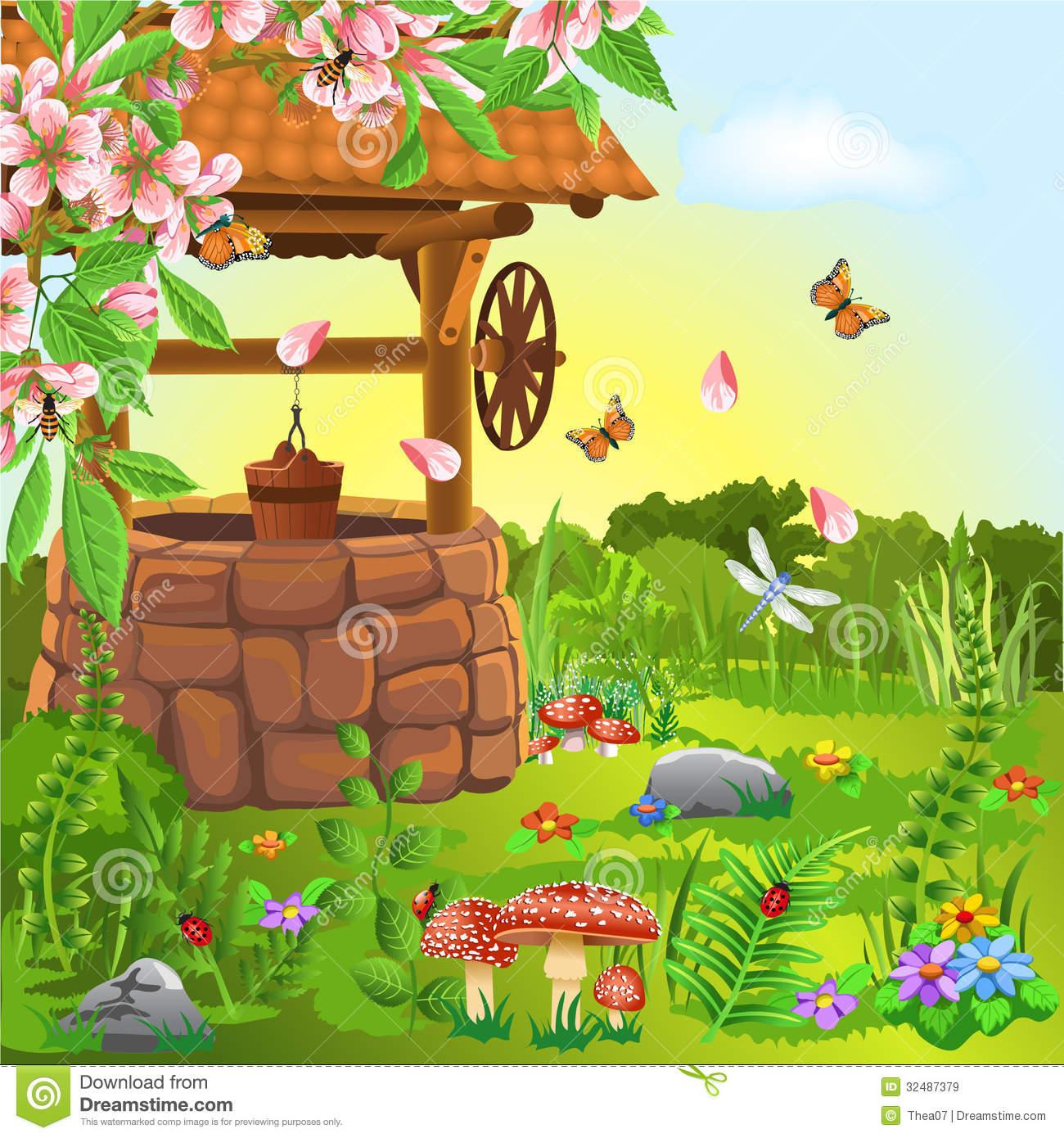 Spring season. Clipart clipartlook