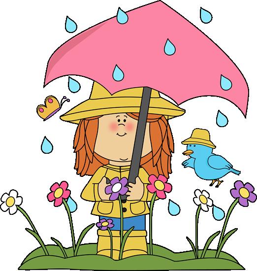 April kids. Showers clipart clipartlook