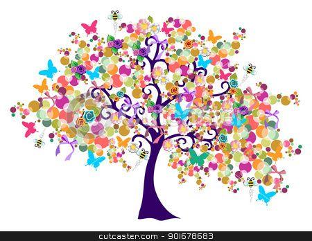 Spring Tree Clip Art | spring .