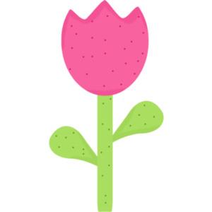 Spring tulips clip art clipartall