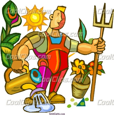 Spring Yard Clean Up Clipart Cliparthut Free Clipart