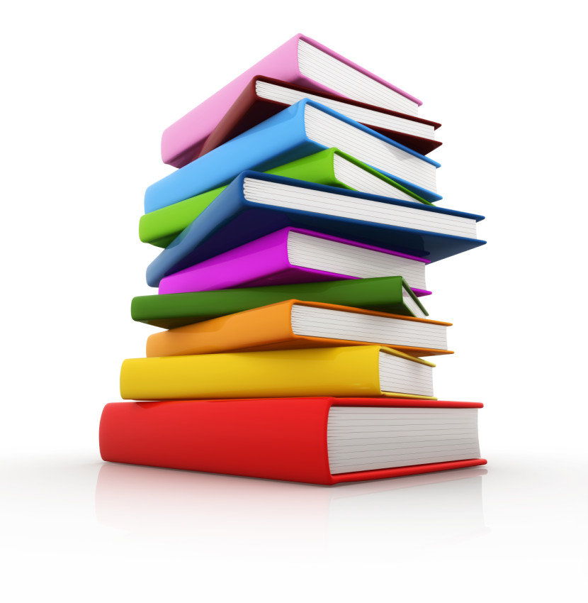 stack-of-books-clipart u0026middot; «