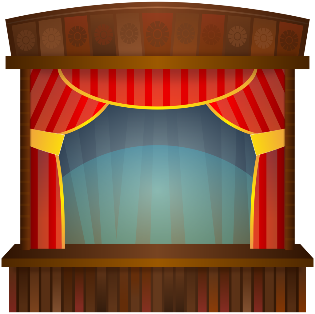 Stage Clipart-stage clipart-2