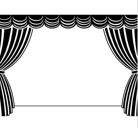 Stage Clipart-stage clipart-4