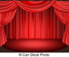 Stage Clip Art-Stage Clip Art-6