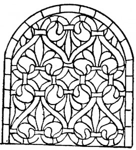 Stained Glass Designs Clip Art