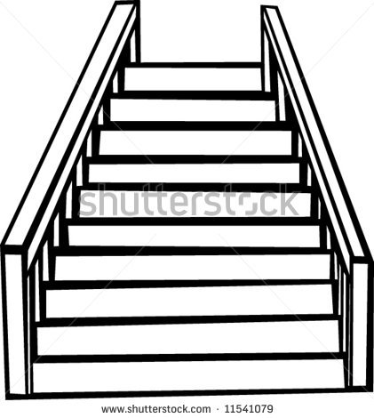 Staircase 20clipart Clipart Panda Free Clipart Images