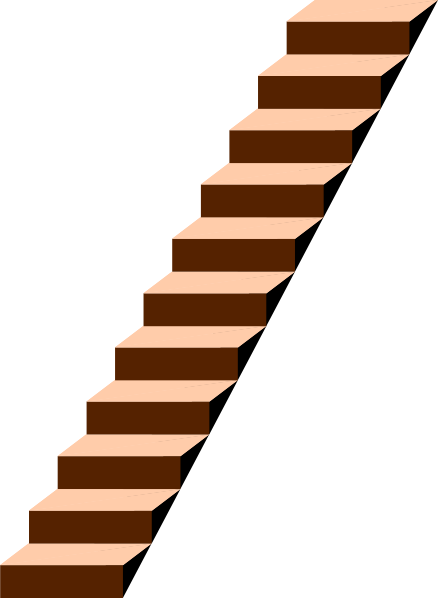 staircase clipart