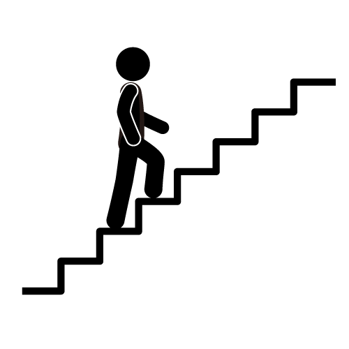 stairwell clipart - Clip Art Stairs