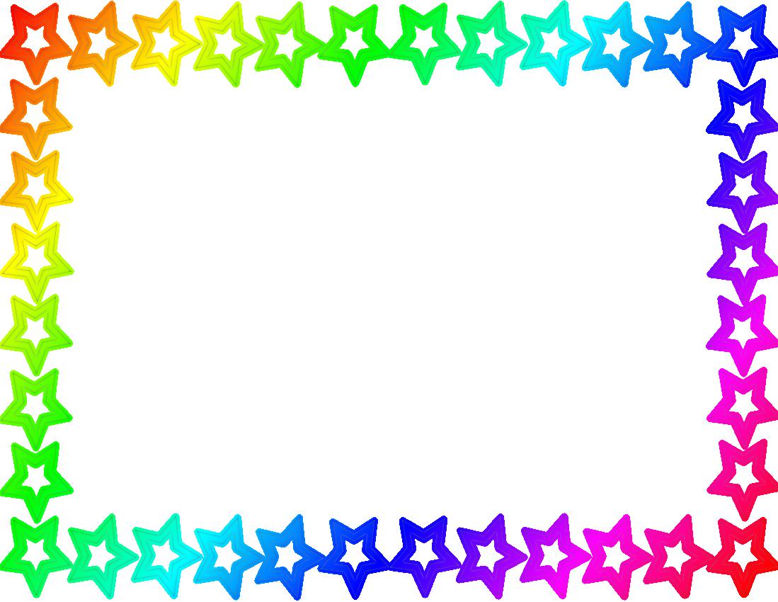 Star Border Clipart-star border clipart-18