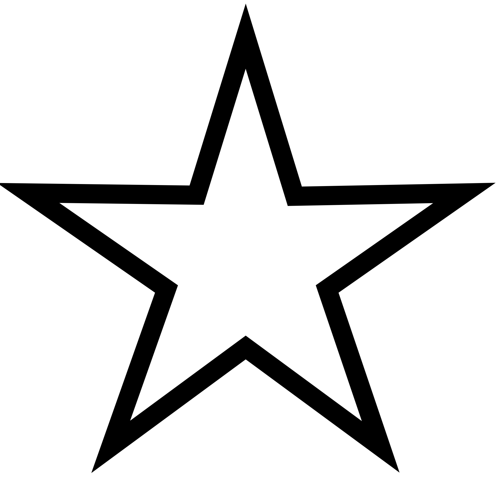 star clipart black and white-star clipart black and white-1