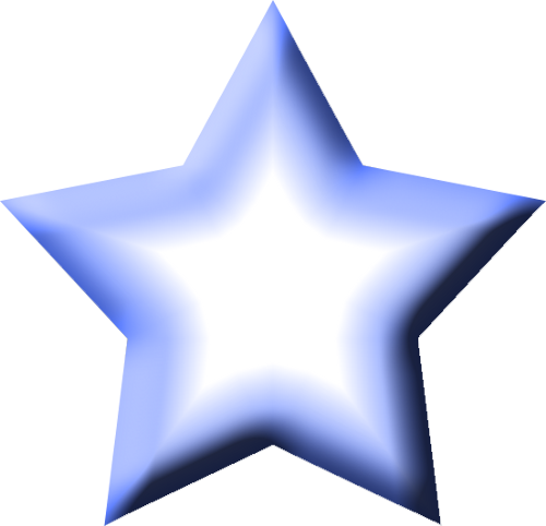Star Blue 1 Png Clipart by clipartcotttage on DeviantArt u0026middot; «