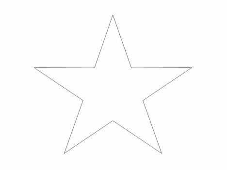 Star Clip Art In Easy .-Star Clip Art in easy .-13