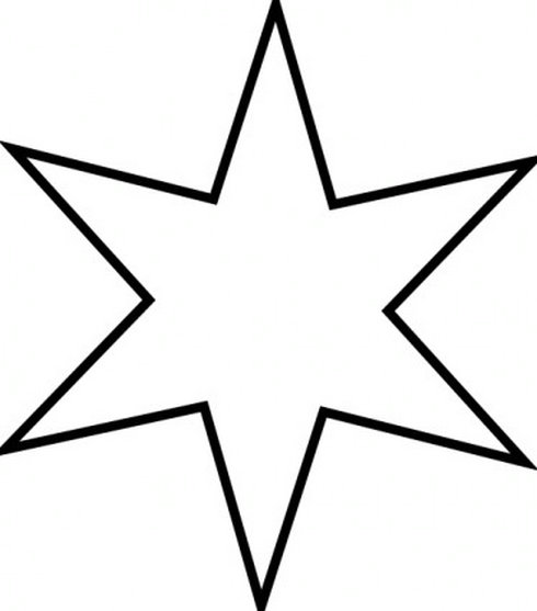 Star Clipart Black And White u0026 Star Black And White Clip Art ..