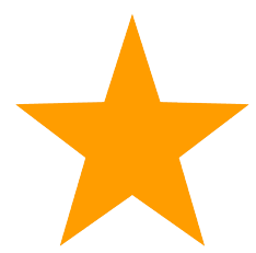 red star template · orange star template