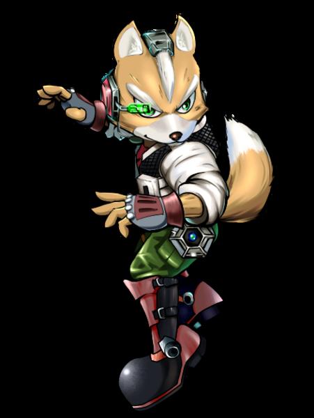 Star Fox PNG File