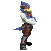 Star Fox Transparent PNG Image