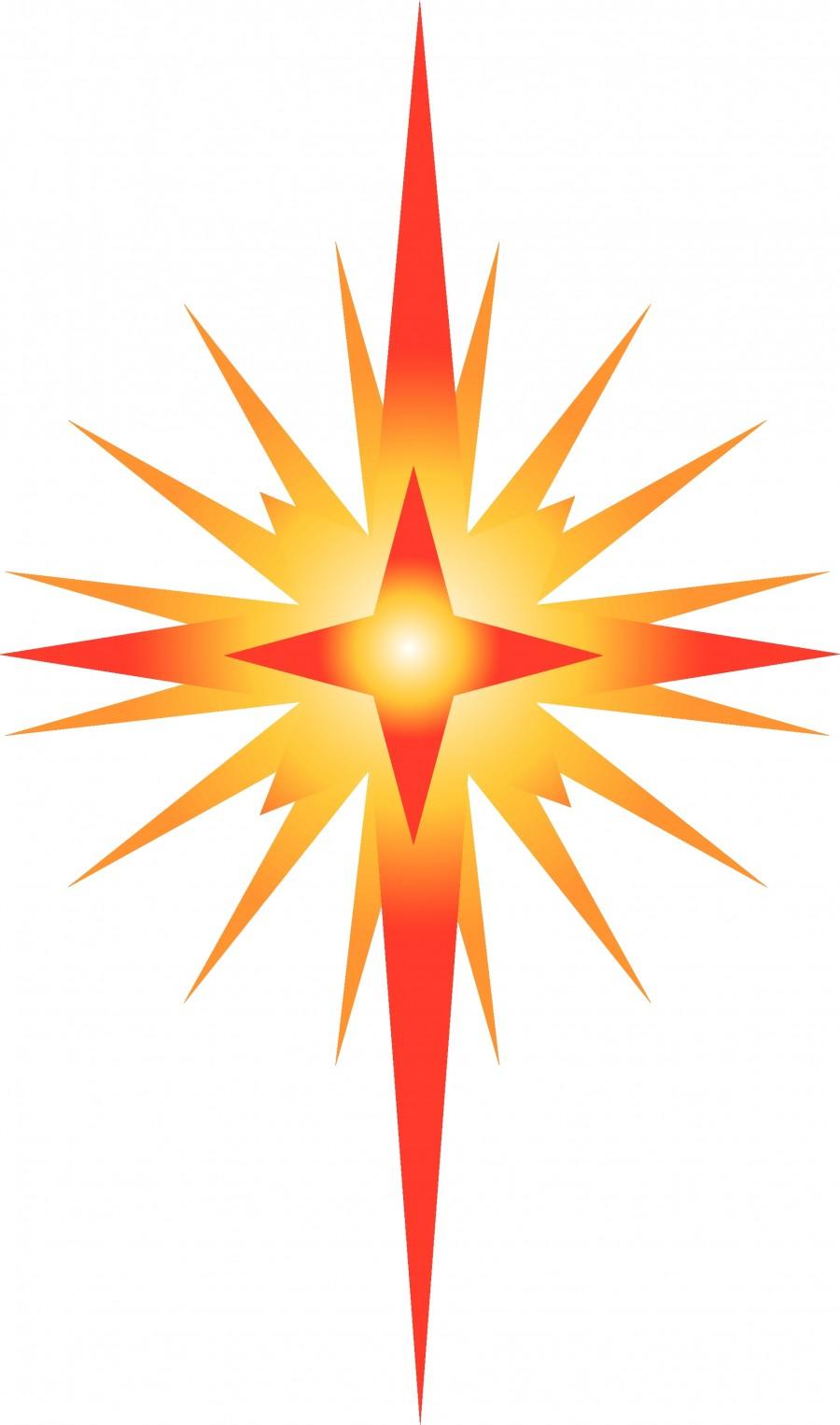 Star Of Bethlehem Clipart .