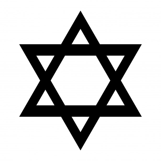 Star Of David 4-Star Of David 4-16