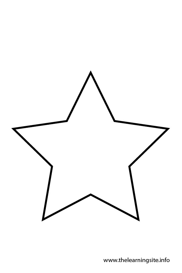 Star Outline Clipart Panda Free Clipart Images
