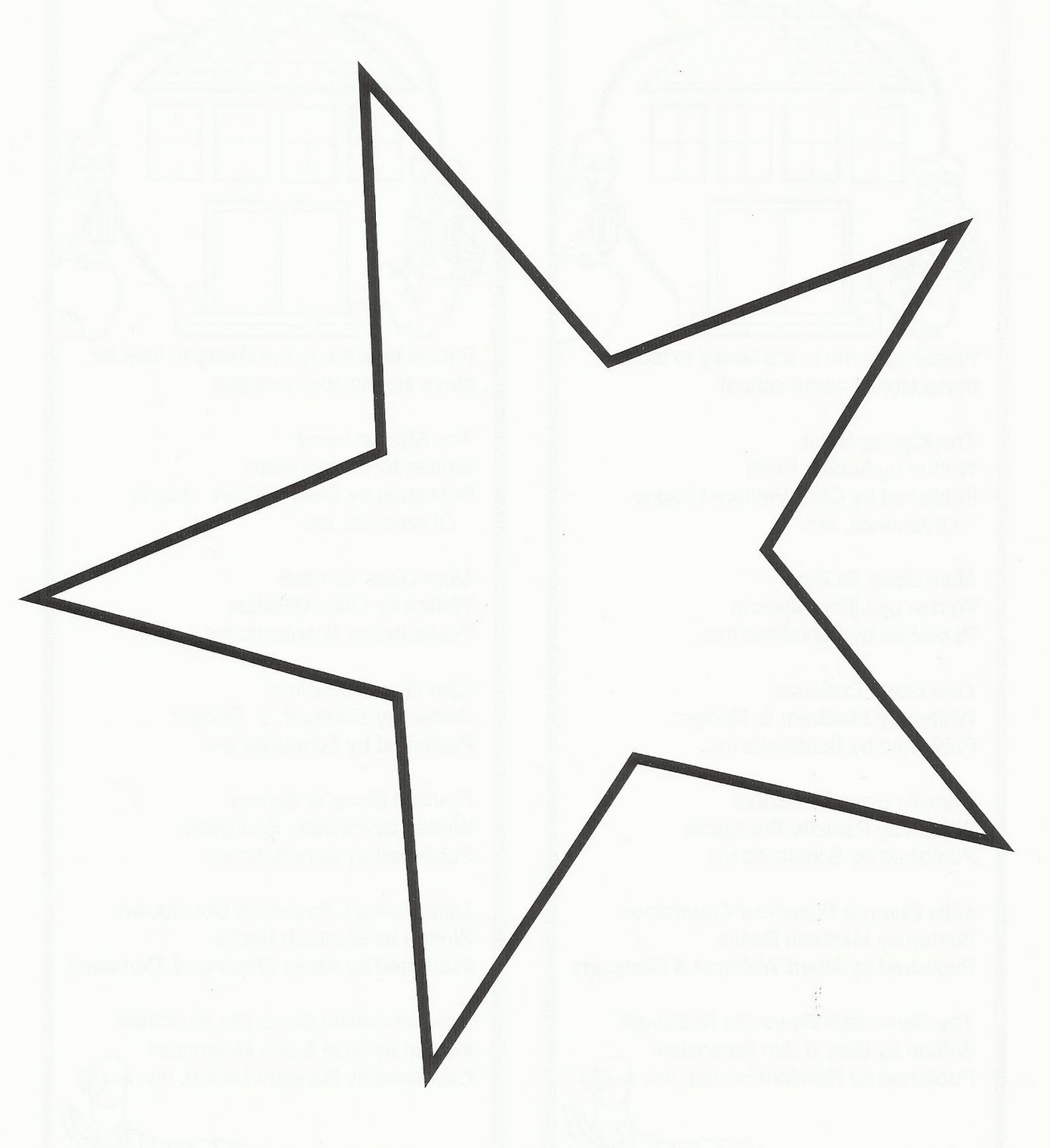 Star outline images images for 5 point star outline clipart free to use clip  art