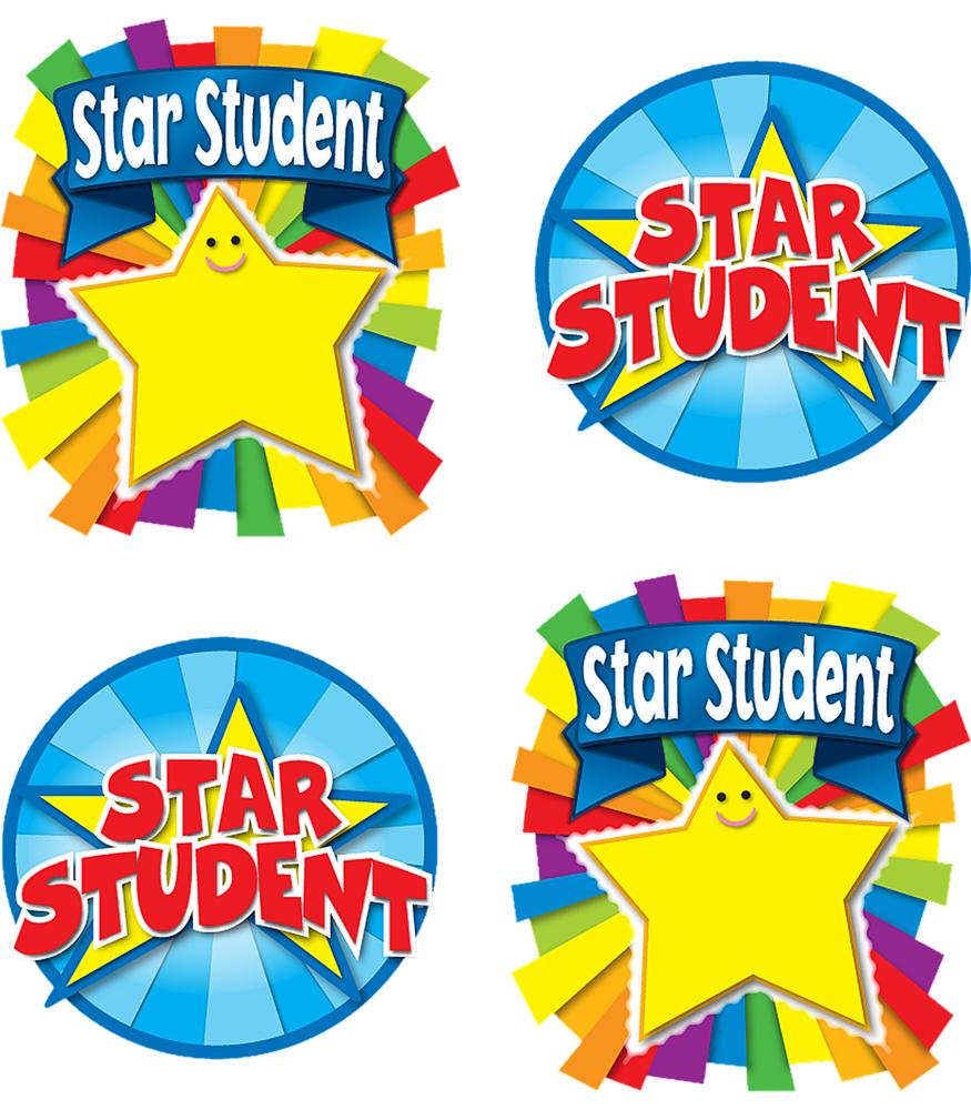 Star Student Award Temporary Tattoos Gol-Star Student Award Temporary Tattoos Gold Clipart Free Clip Art-8