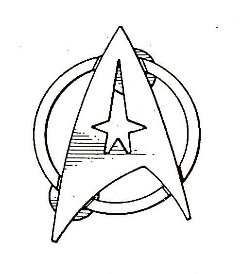 Star Trek design patents - Memory Alpha, the Star Trek Wiki. Star Stencil Printable - Clipart library