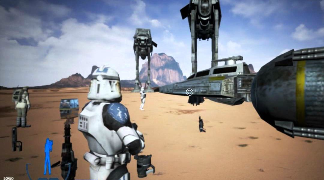 Star Wars Battlefront 3 Fan Game Coming to Steam