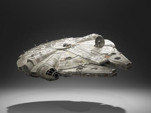 Star Wars Battlefront Clipart millenium falcon