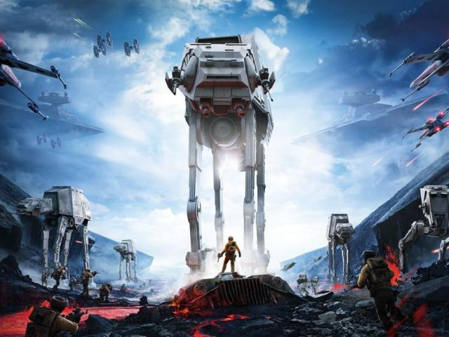 Star Wars Battlefront Clipart wallpaper